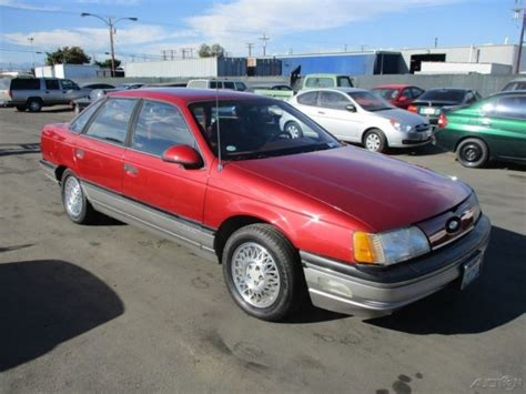 1986 Ford Taurus by 1986 Ford Taurus L Used 3l V6 12v Automatic No Reserve