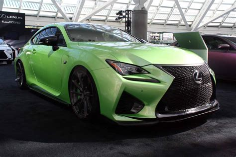 Modified To by Gallery Lexus Brings Army Of Modified Cars To The La Auto