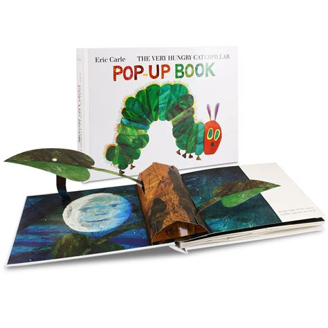 pictures of pop up books book hungry caterpillar pop up book
