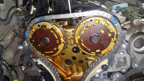 Cadillac Cts Timing Chain by Service Manual 2008 Cadillac Xlr V Timing Chain