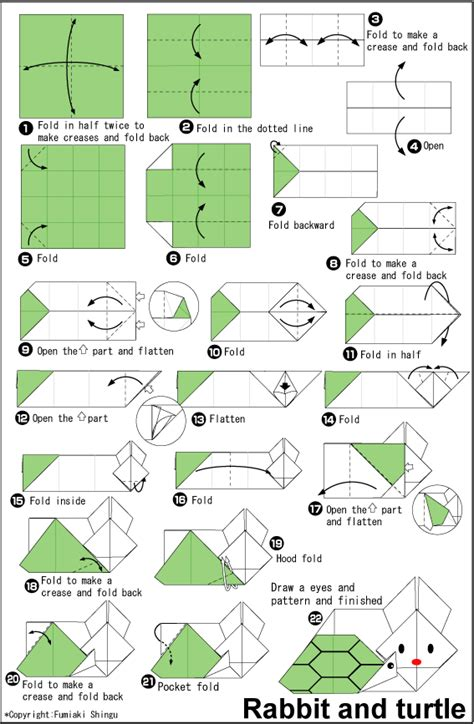 how to make an origami turtle step by step origami origami animals turtle