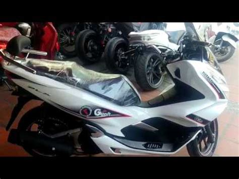 Pcx 2018 In Cambodia by 2018 Honda Pcx 150 H2c By G Craft Kitaco In Cambodia