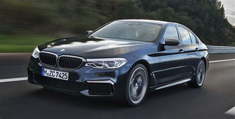 Bmw Models by Bmw Announced Pricing For The New Bmw 5 Series Model Range
