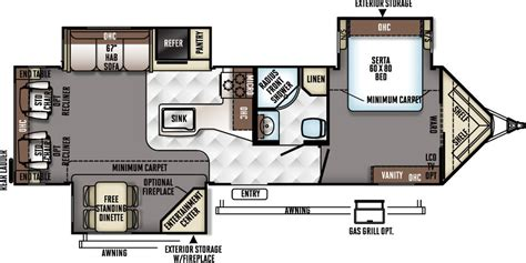 forest river travel trailers floor plans flagstaff v lite travel trailers floor plans access rv