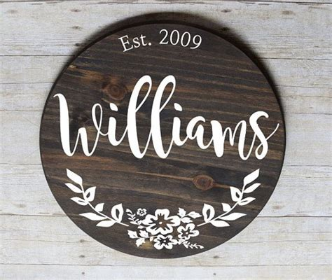 best 25 painted name signs ideas on name best 25 established sign ideas on family