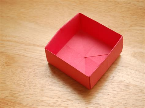 to make with paper how to make an origami paper basket 8 steps with pictures