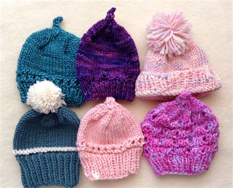 knitting for peace knitting for peace preemie hats iii