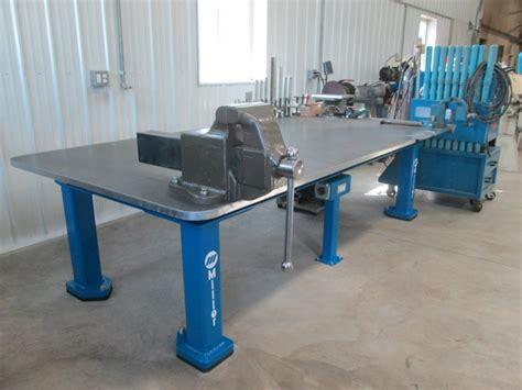 miller welding table miller welding projects idea gallery welding table