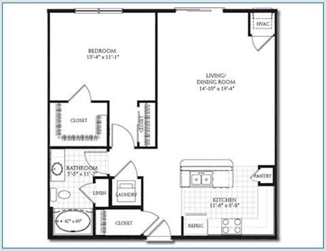 1 bedroom garage apartment floor plans floor plan 1 mn mobile apts jpg 480 215 370 house plans apartment floor plans