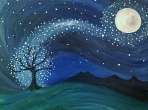 groupon oc paint nite manchester nh meetup events paint nite stardust painting