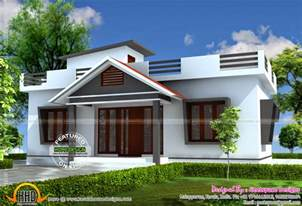 Small House Design small house in 903 square feet kerala home design and