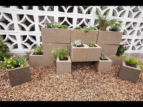 how to make a garden wall how to build a cinder block garden wall with justin