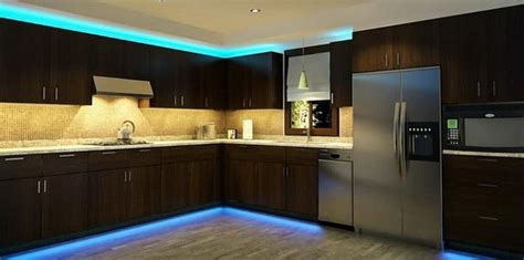 led lights for cabinets in kitchen what led light strips or ropes are best to install