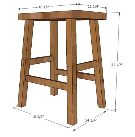 bar stool woodworking plans 25 best ideas about counter height stools on