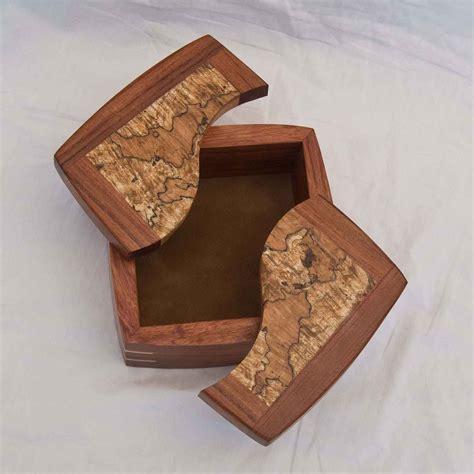decorative jewelry boxes ideas four exles of a handmade decorative keepsake box with