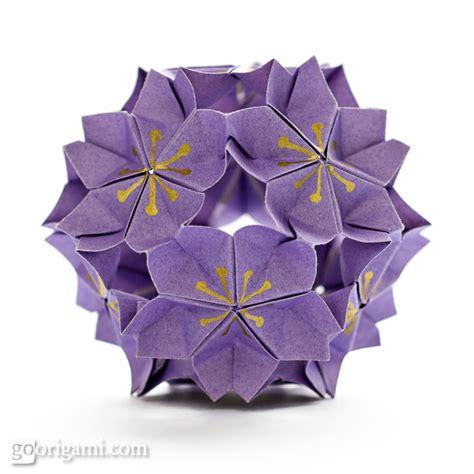 kusudama origami kusudama origami go origami