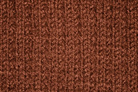 Chocolate Brown Knit Texture Picture Free Photograph