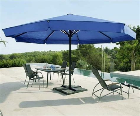 patio umbrella large large patio umbrellas for comfort outdoor patio ayanahouse