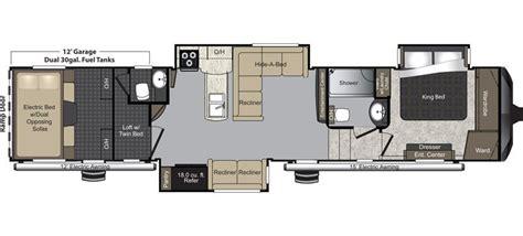 bunkhouse fifth wheel floor plans 5th wheel bunkhouse floor plans quotes