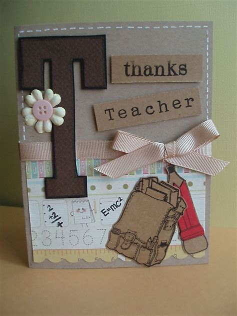 card ideas for teachers day 25 unique handmade teachers day cards ideas on