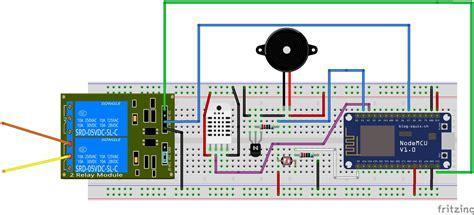 wifi garage door switch esp8266 nodemcu wifi iot garage door opener relay with cayenne