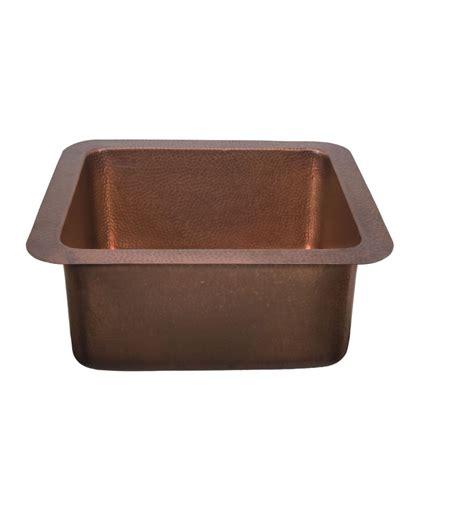 kitchen sink copper antique copper vernazza kitchen sink