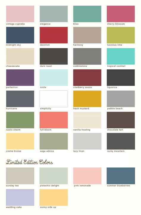 paint colors for country country chic paint color line take our reader poll the