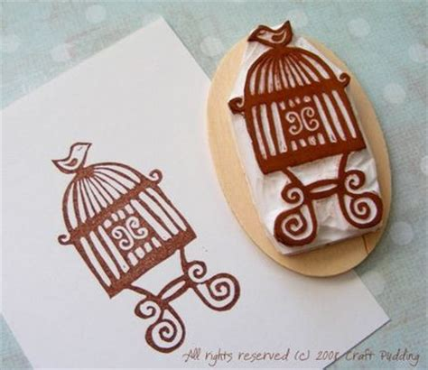 personalized rubber sts for crafters sts custom rubber sts and birds on
