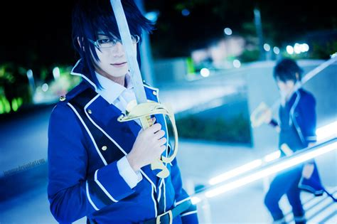 project k project k blue king by immuze on deviantart