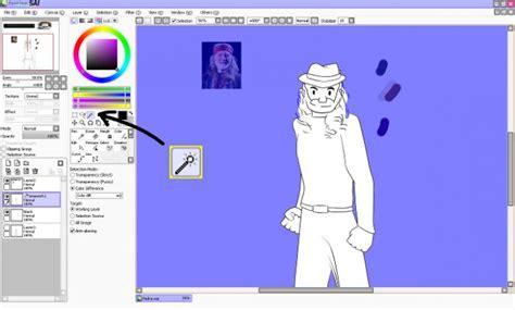 paint tool sai anti aliasing как рисовать в paint tool sai описание программы и