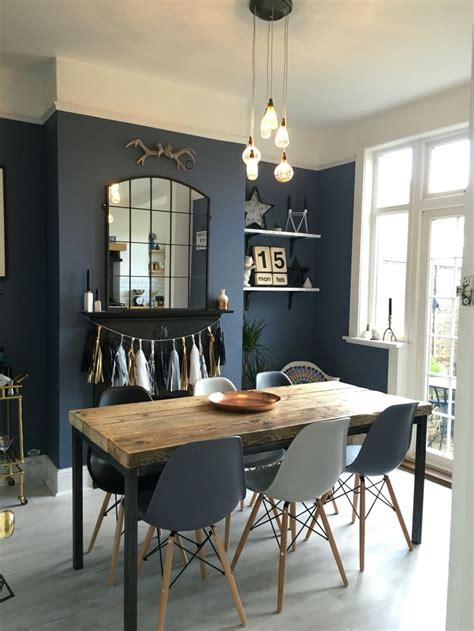 blue dining rooms best 25 dining rooms ideas on dining room