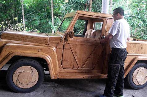 Modifikasi Kendaraan by Modifikasi Kendaraan Dengan Kayu Lokal Bali Balipost