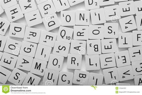 how many of each letter is in scrabble scrabble background stock image image 11544761