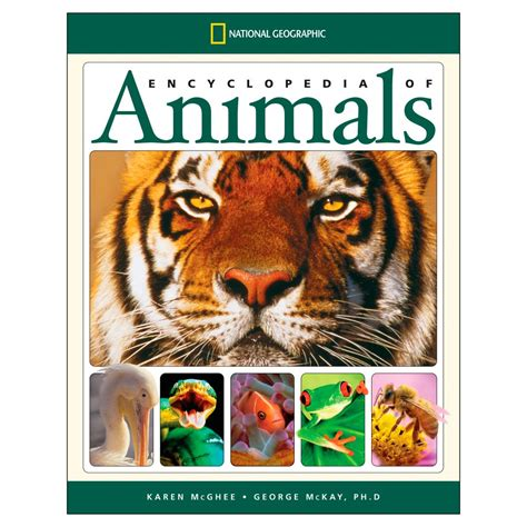 picture books about animals national geographic encyclopedia of animals national