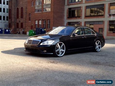 Mercedes S Class 2008 by 2008 Mercedes S Class For Sale In Canada