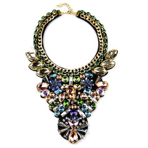 jewelry for luxury shining choker collar wedding dress