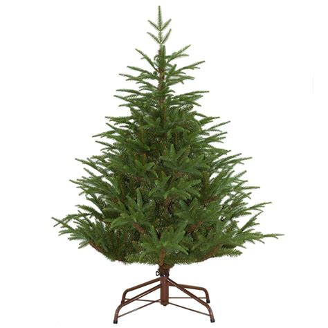 2 ft trees artificial national tree company 4 1 2 ft feel real fraser grande