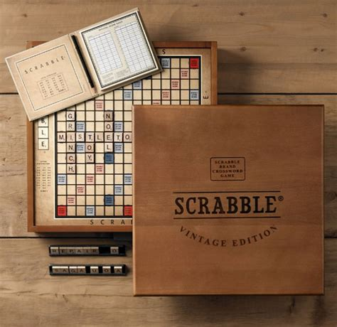 scrabble store scrabble vintage edition the awesomer