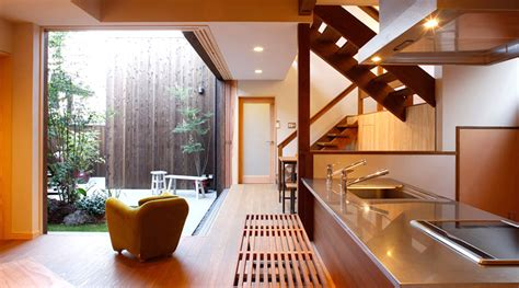 zen style home interior design modern japanese kitchens