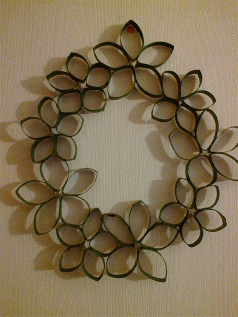 toilet paper roll crafts wall wall wreath toilet paper roll tp