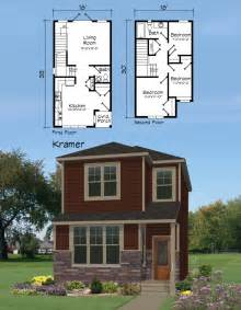 house lots house plan narrow lot plans home design floor