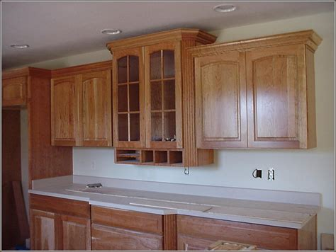 crown molding on kitchen cabinets top 10 kitchen cabinets molding ideas of 2017 interior