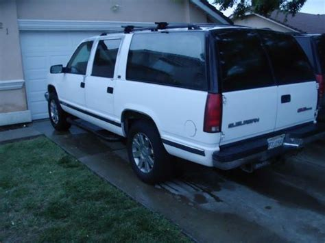 how to sell used cars 1993 gmc suburban 2500 spare parts catalogs gmc suburban for sale page 9 of 13 find or sell used cars trucks and suvs in usa