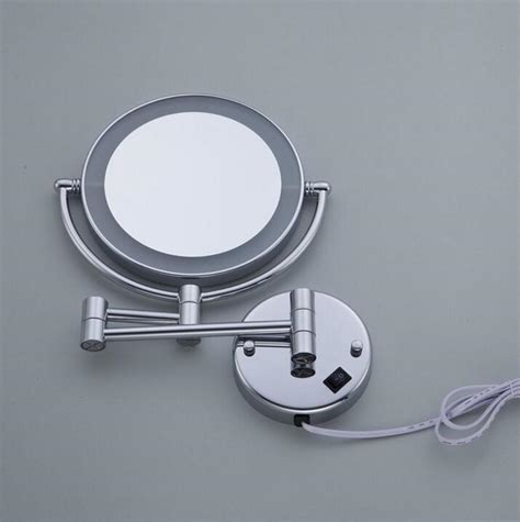 wall mounted bathroom mirrors magnifying bathroom wall mounted magnifying mirrors image mag