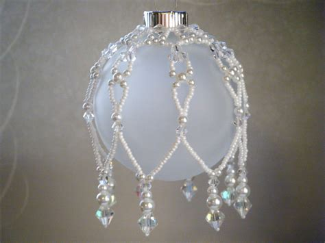beaded ornament cover patterns free free beaded ornaments patterns bead ornament