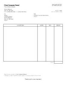 medical invoice template word invoice example