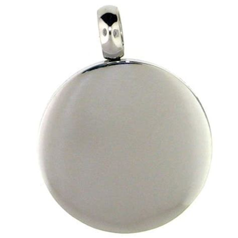 blank pendants for jewelry wholesale stainless steel engrave stable pendant