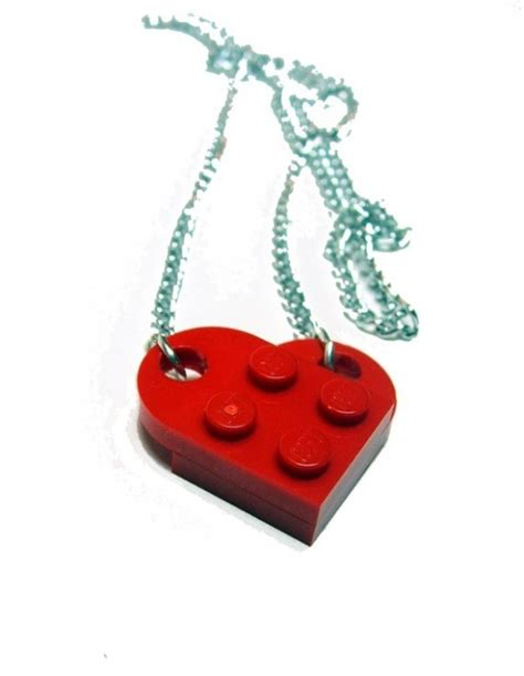 how to make lego jewelry lego necklace playful jewelry for cool kid