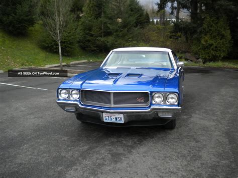 Buick 455 Specs by 1970 Buick Gs 455 Engine Specs Html Autos Post