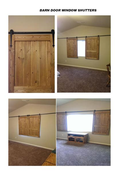 barn door window shutters projects forest grove iron and industrial supply